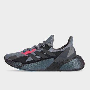 Big Kids' adidas X9000L4 Running Shoes sz 7